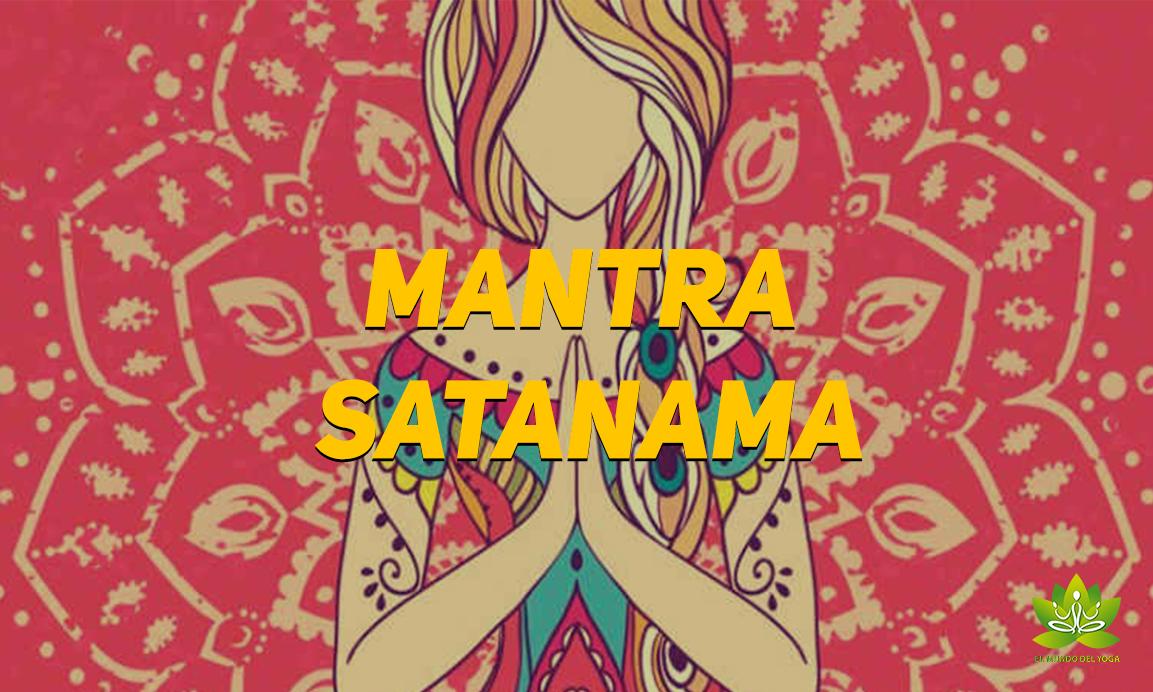 Sa Ta Na Ma, Mantra para el cambio
