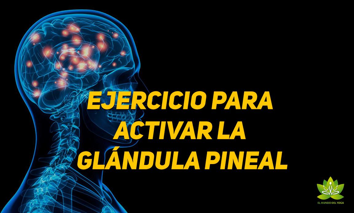 ejercicios activar glandula pineal