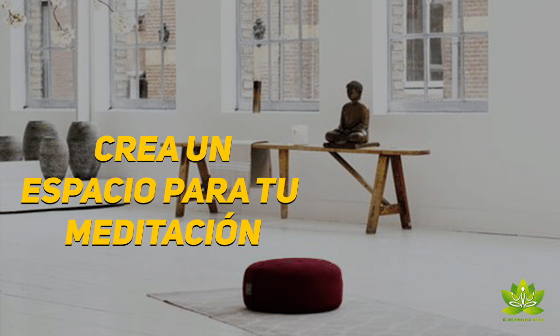 Crea un espacio para tu meditaci n el mundo del yoga - Espacio para el yoga ...