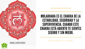 Cómo armonizar el primer chakra – Mulhadara