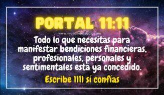 Portal 1111